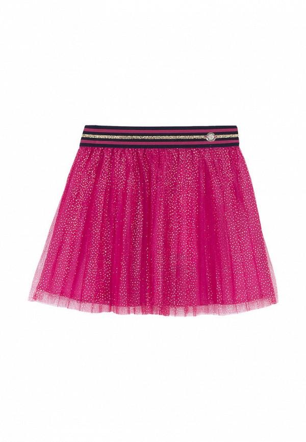юбка coccodrillo для девочки, розовая