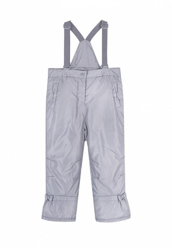 брюки coccodrillo для девочки, серые