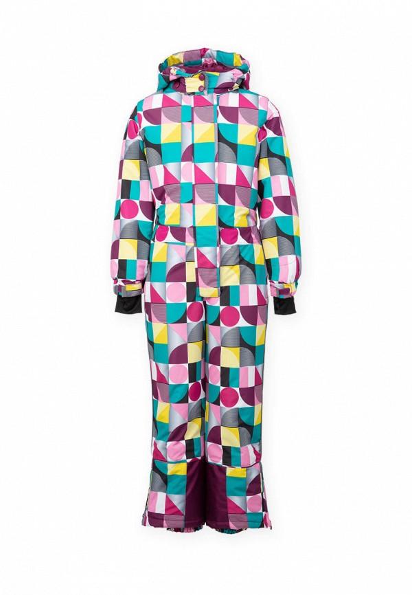 комбинезоны и костюмы playtoday для девочки, разноцветные