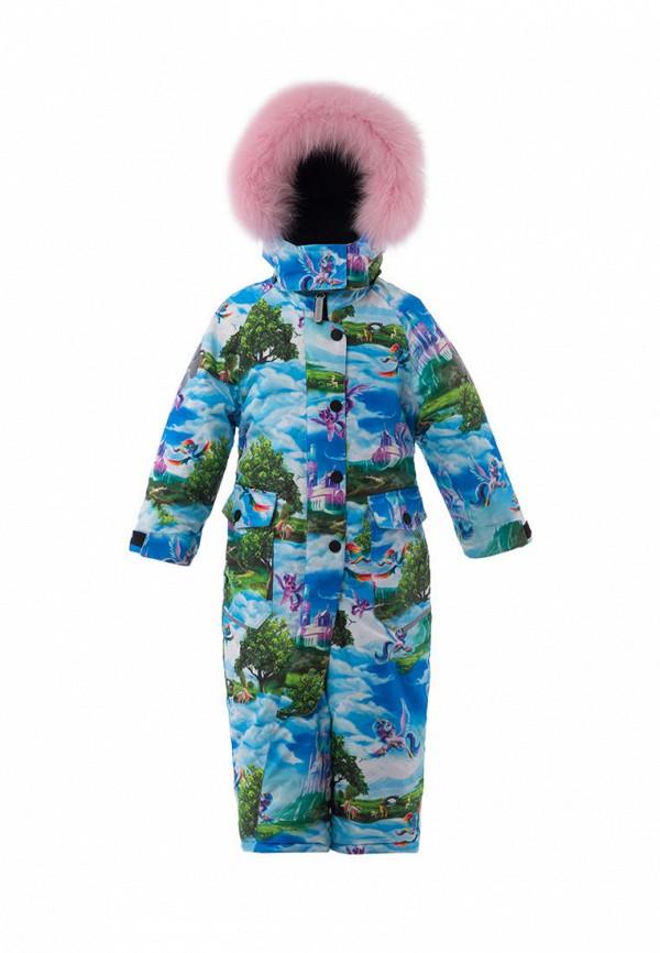 комбинезоны и костюмы stylish amadeo для девочки, голубые