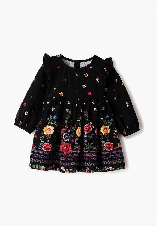 Платья для девочки LC Waikiki цвет черный
