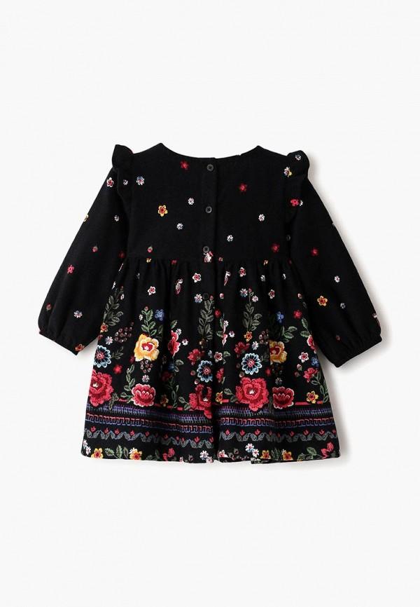 Платья для девочки LC Waikiki цвет черный  Фото 2