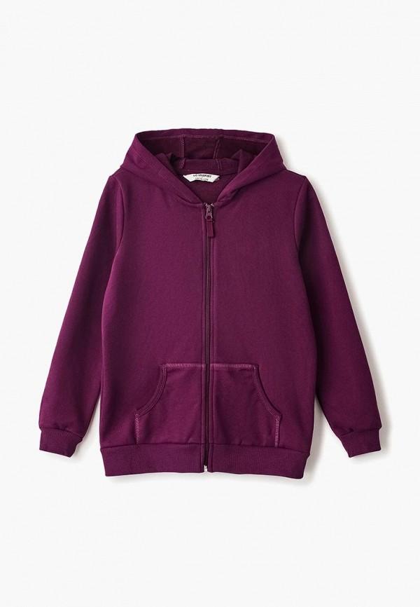 толстовка lc waikiki для девочки, фиолетовая