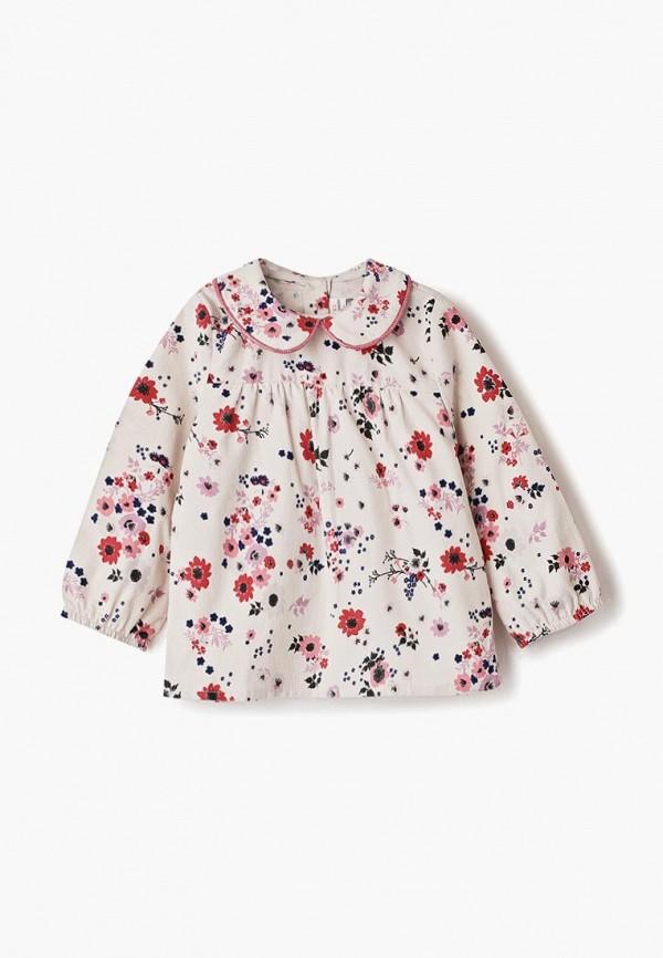 блузка lc waikiki для девочки, бежевая