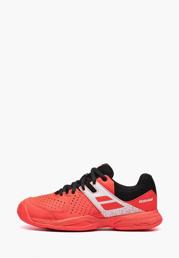 кроссовки babolat для девочки, красные