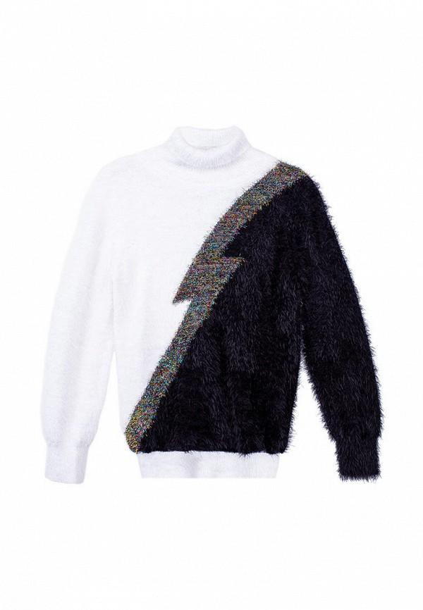 свитер playtoday для девочки, белый