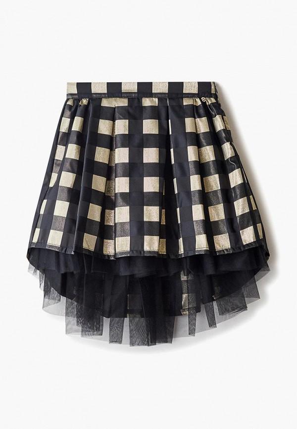 юбка sarabanda для девочки, черная