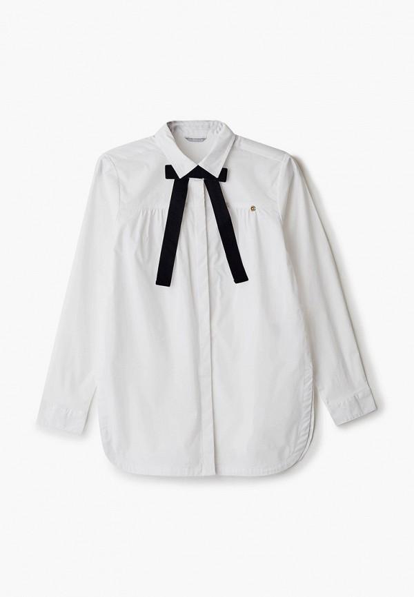рубашка sarabanda для девочки, белая