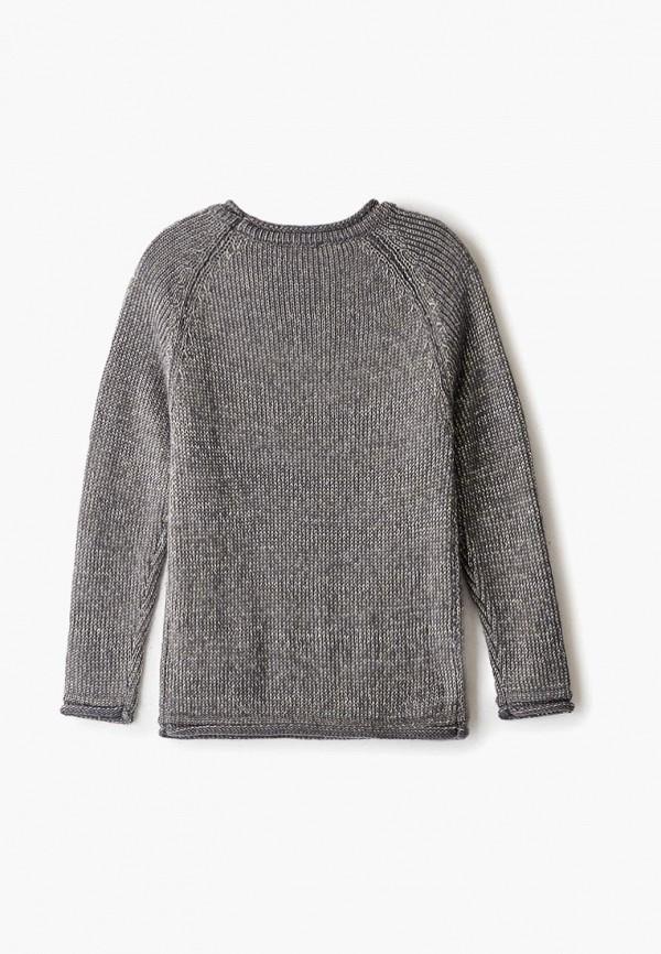 Джемпер для девочки Sarabanda цвет серый  Фото 2