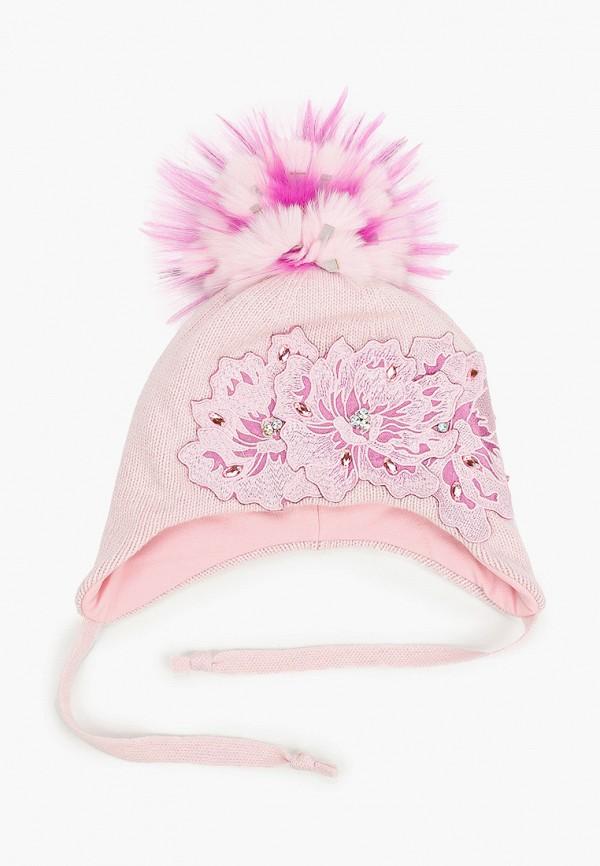 Шапка детская Aleksa цвет розовый