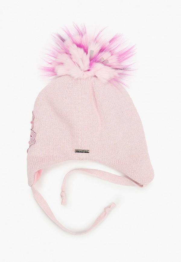 Шапка детская Aleksa цвет розовый  Фото 2