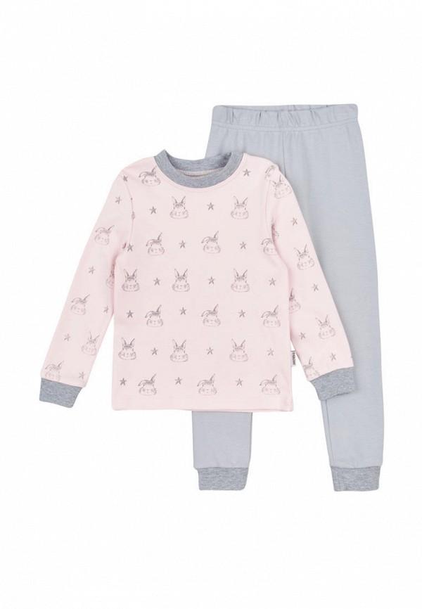 пижама robinzon для девочки, разноцветная