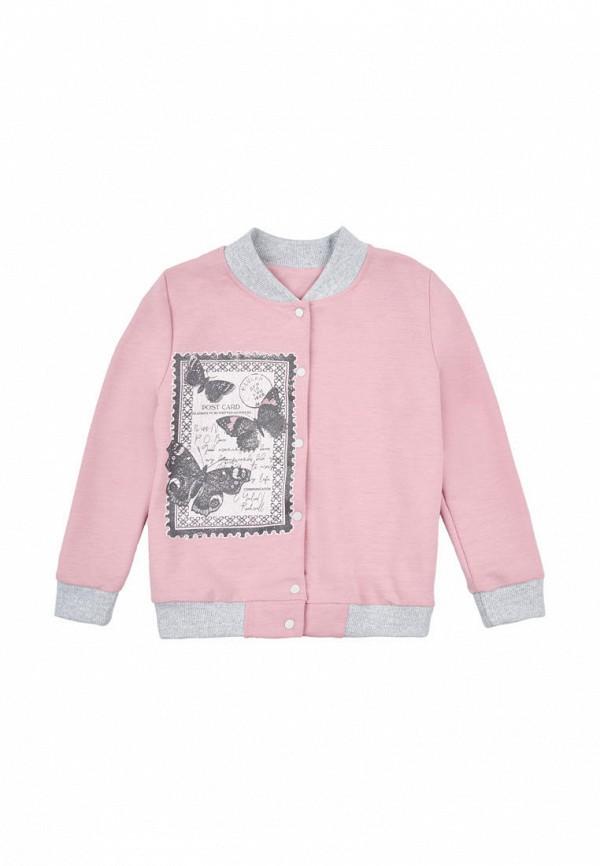 куртка вітуся для девочки, розовая