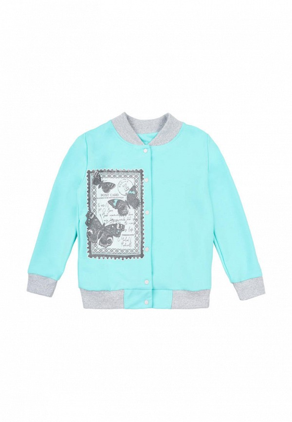 куртка вітуся для девочки, голубая
