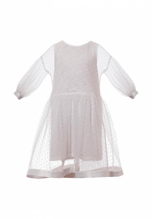 нарядные платье смена для девочки, белое