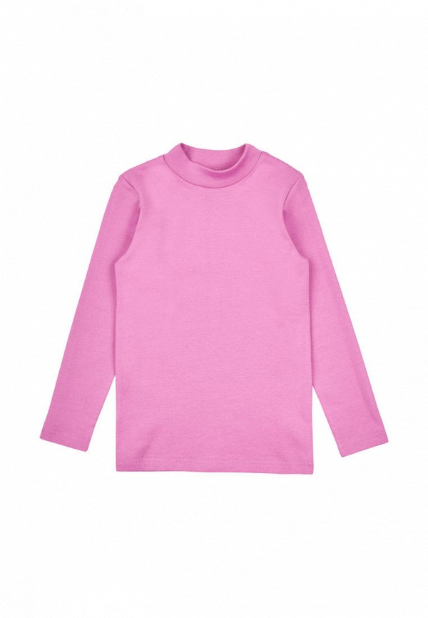 водолазка garnamama для девочки, розовая