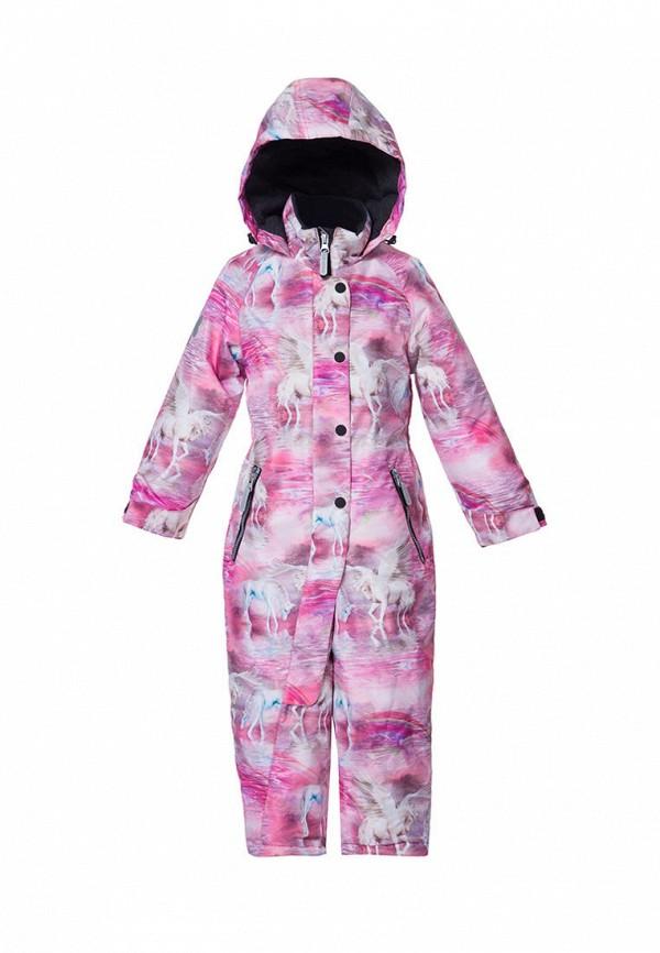 комбинезоны и костюмы stylish amadeo для девочки, розовые