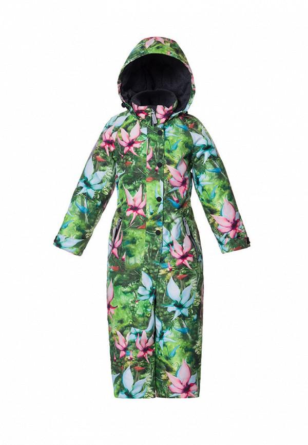 комбинезоны и костюмы stylish amadeo для девочки, зеленые