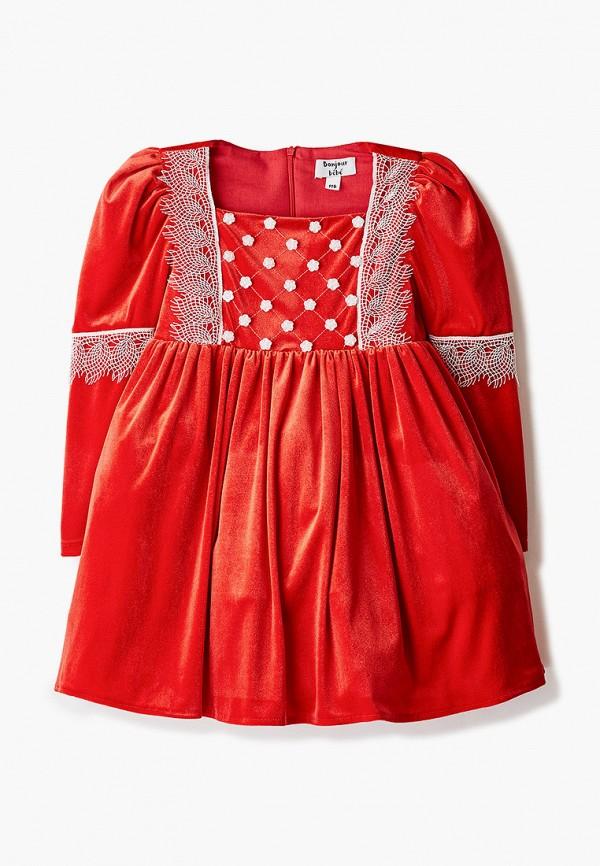 Платье Bonjour Bebe Bonjour Bebe MP002XG00T5A обувь на высокой платформе bebe