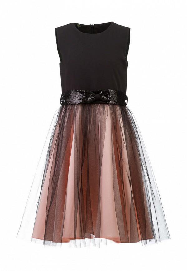 платье yumster для девочки, розовое