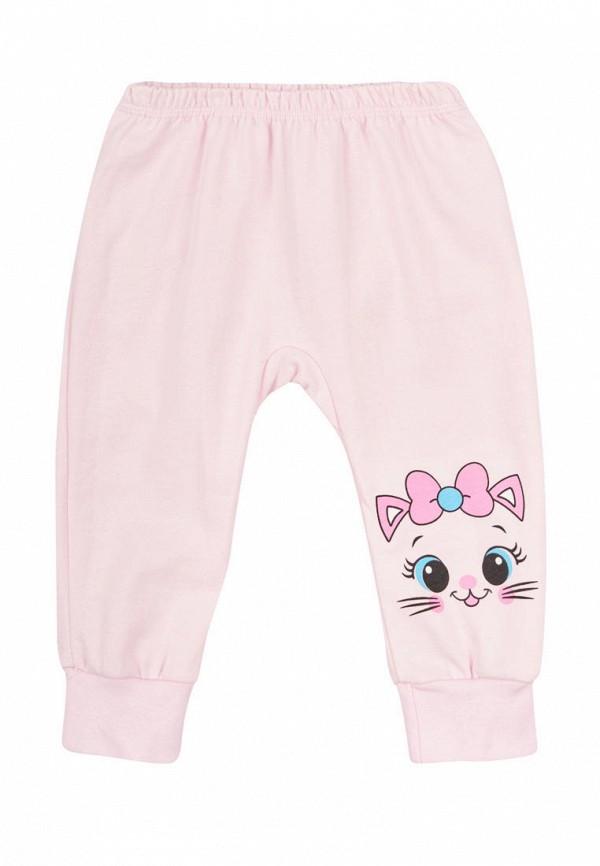 брюки малыш style для девочки, розовые