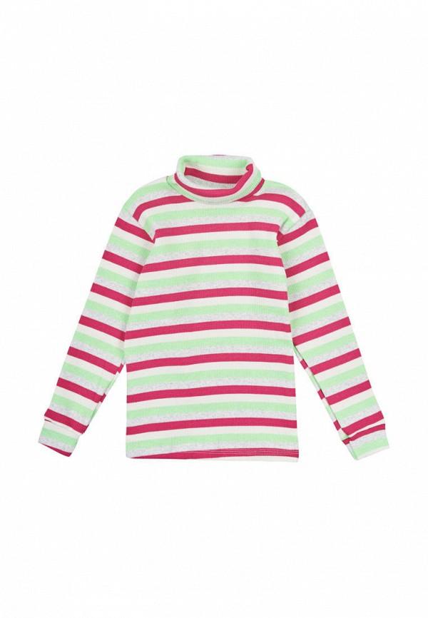 водолазка малыш style для девочки, разноцветная