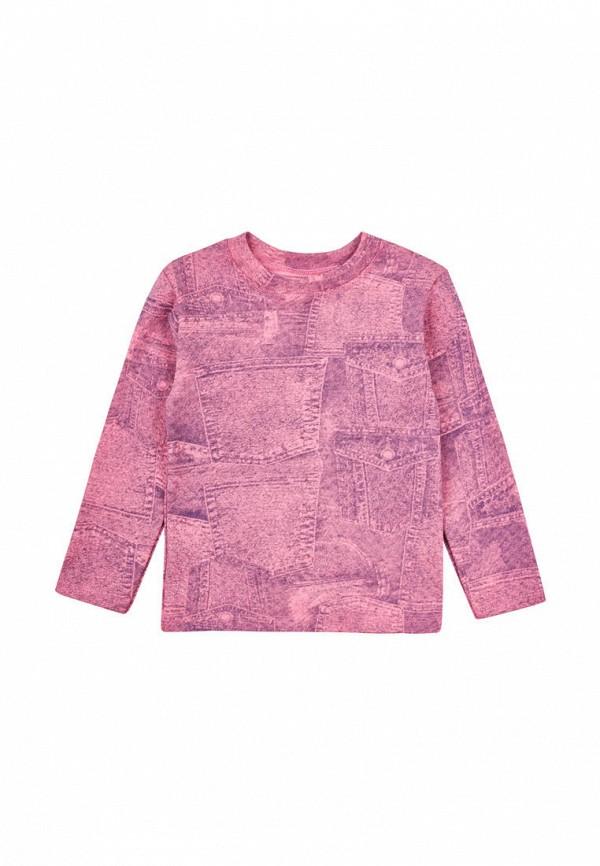 водолазка малыш style для девочки, розовая