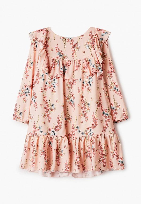 повседневные платье bubble's magic для девочки, зеленое