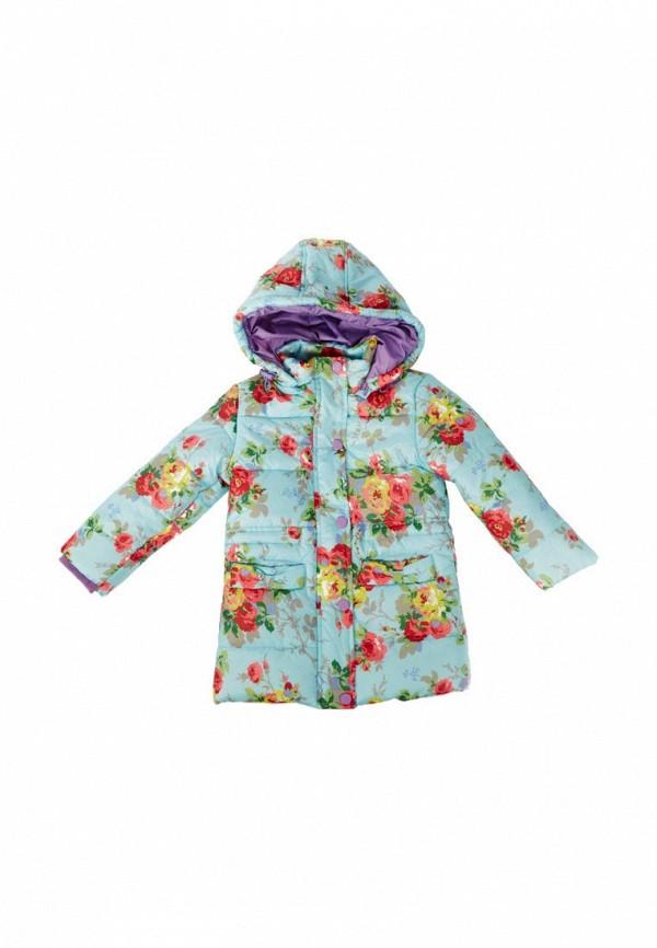 Куртка утепленная Born Born  бирюзовый фото