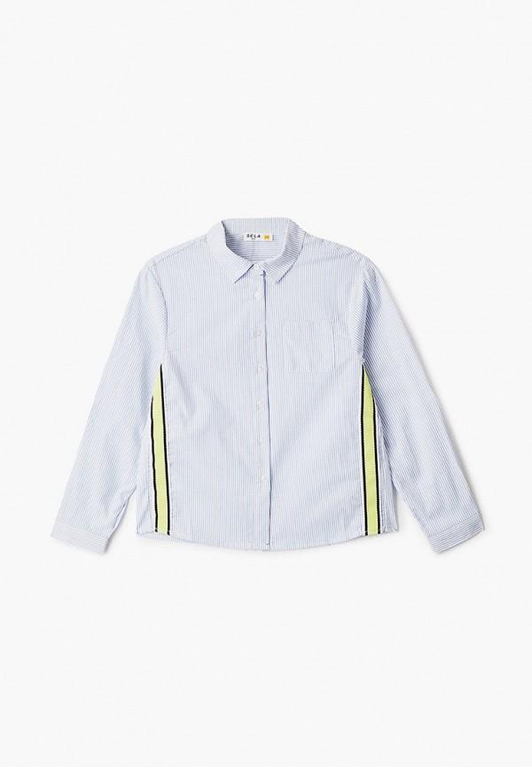 Фото - Рубашка Sela Sela MP002XG00TJM рубашка greg greg mp002xm05sgb
