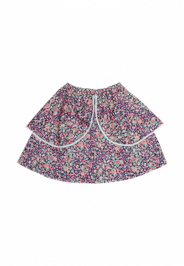 юбка sonata kids для девочки, разноцветная