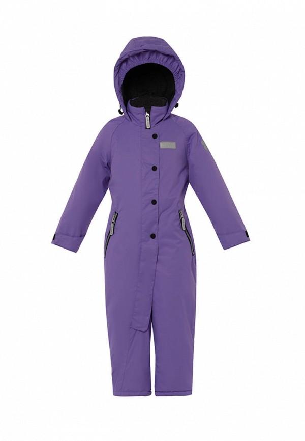 комбинезоны и костюмы stylish amadeo для девочки, фиолетовые