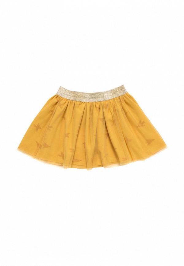 юбка artie для девочки, желтая