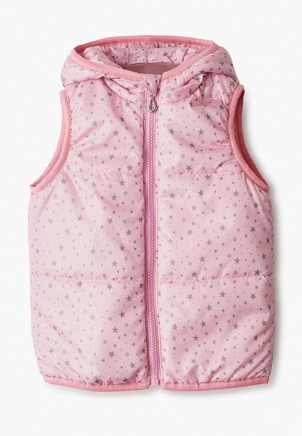 Жилет утепленный Артус Артус  розовый фото
