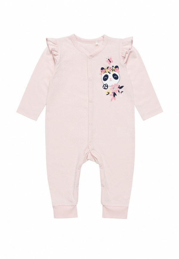 комбинезон с брюками artie для девочки, розовый