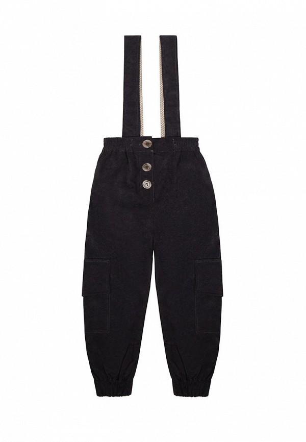 брюки i am для девочки, серые