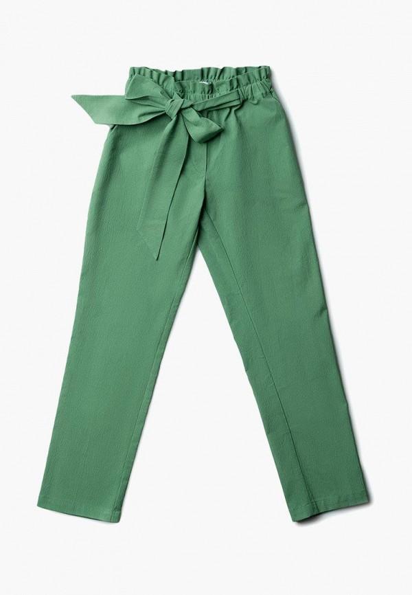 брюки sonata kids для девочки, зеленые