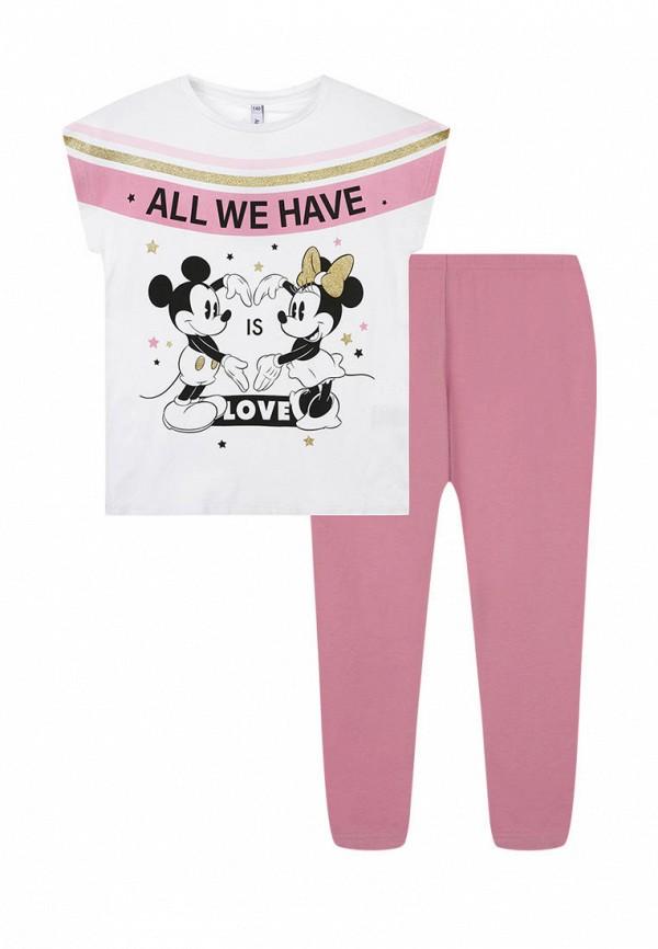 пижама playtoday для девочки, разноцветная