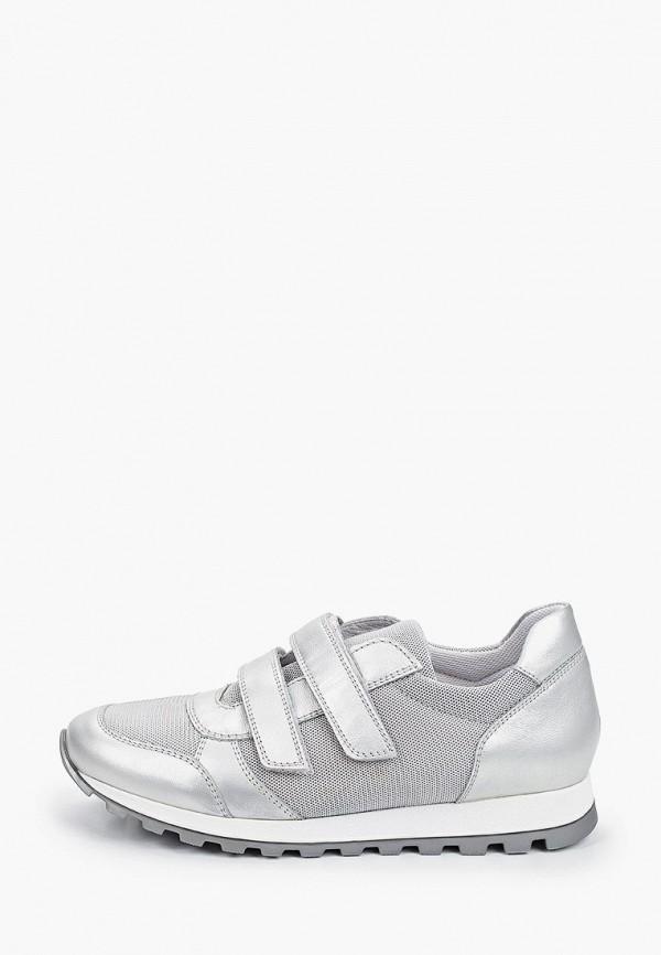 Кроссовки для девочки Ralf Ringer цвет серебряный