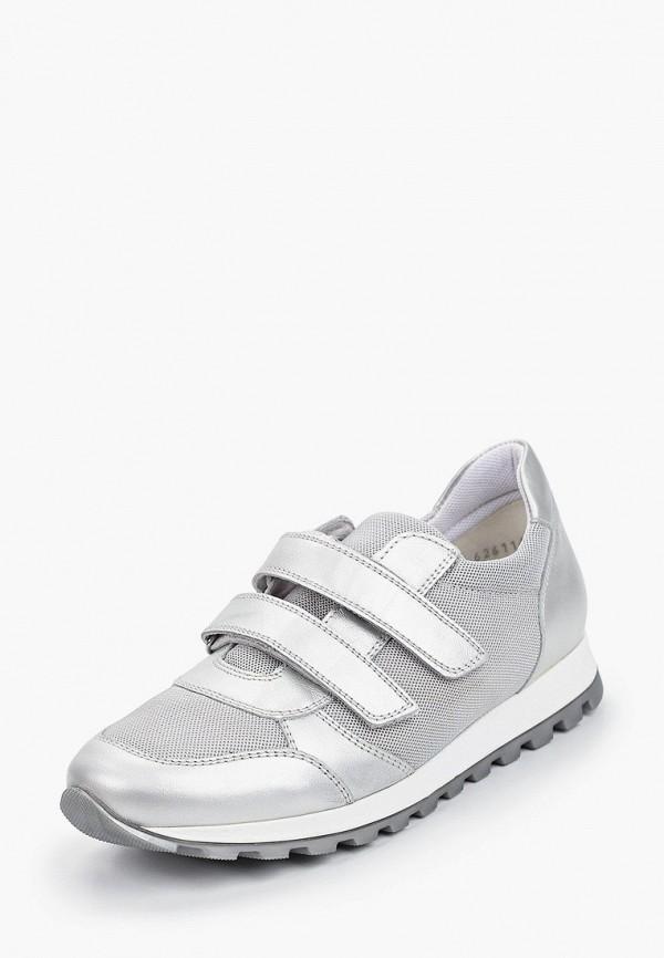 Кроссовки для девочки Ralf Ringer цвет серебряный  Фото 2