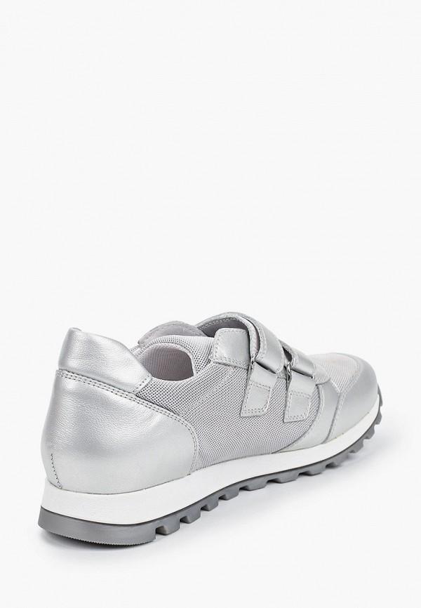 Кроссовки для девочки Ralf Ringer цвет серебряный  Фото 3