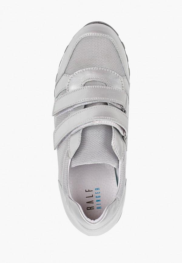 Кроссовки для девочки Ralf Ringer цвет серебряный  Фото 4