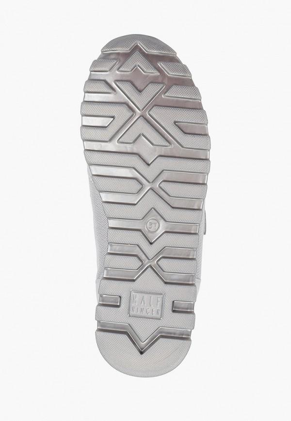 Кроссовки для девочки Ralf Ringer цвет серебряный  Фото 5