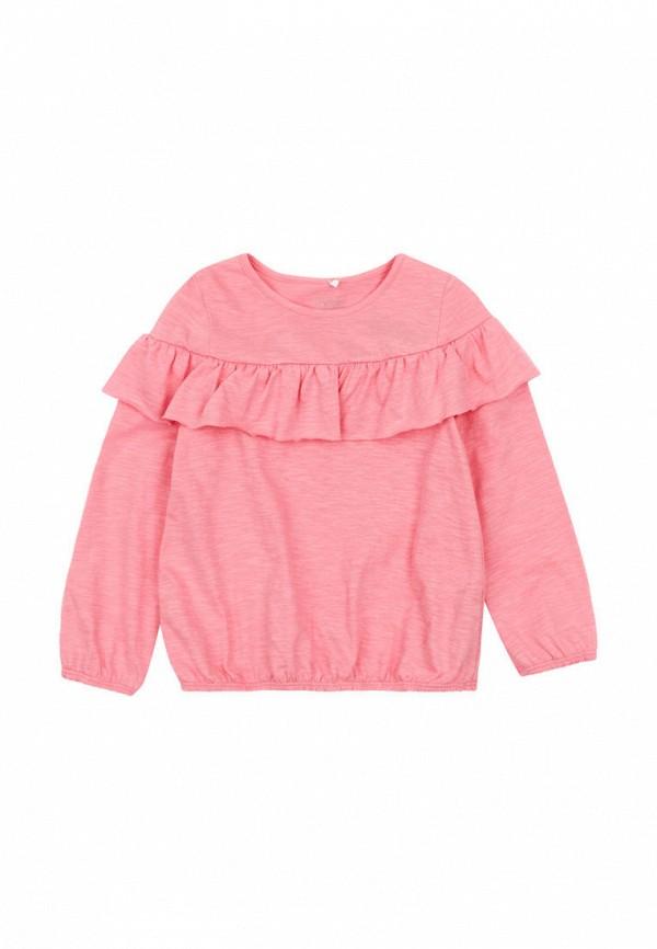 блузка бемби для девочки, розовая