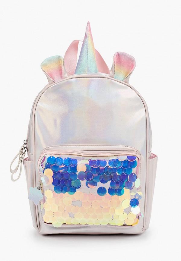 рюкзак acoola для девочки, розовый