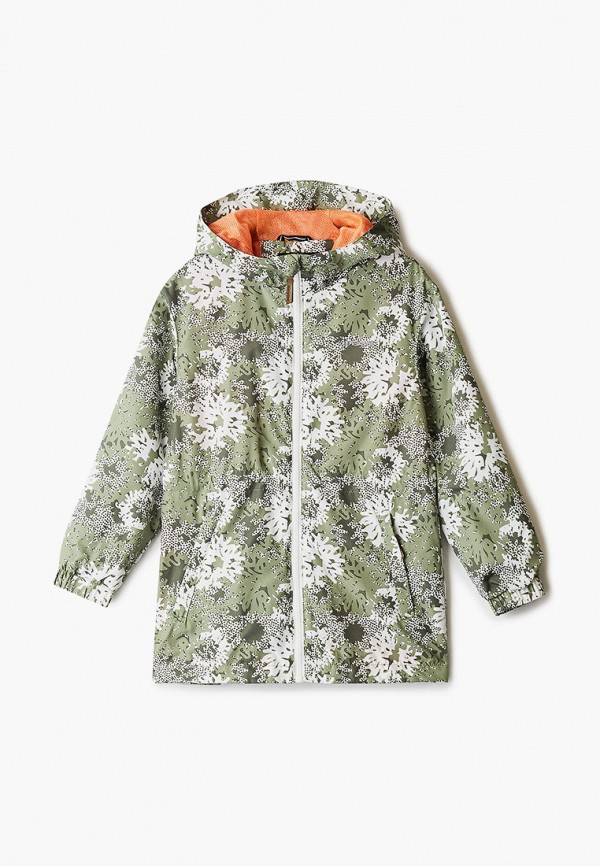 легкие куртка icepeak для девочки, зеленая