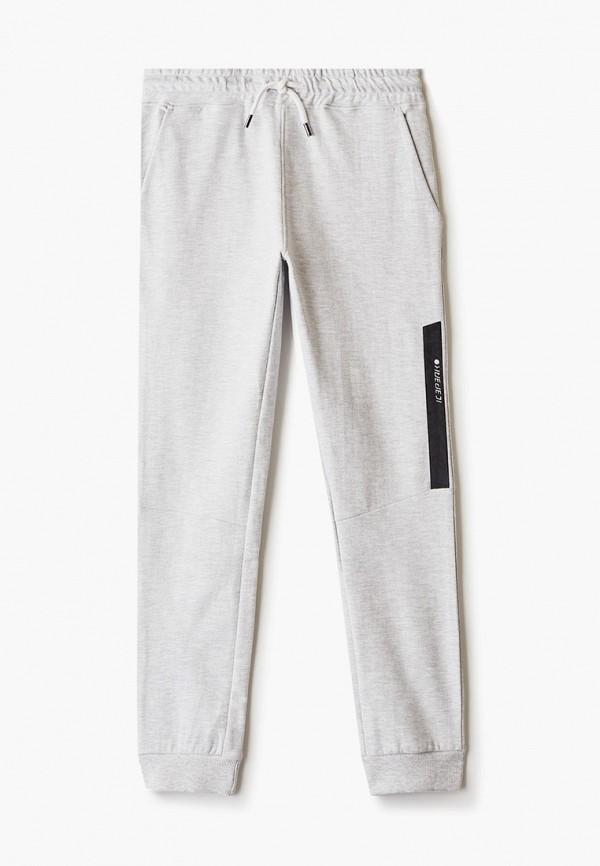 спортивные брюки icepeak для девочки, серые