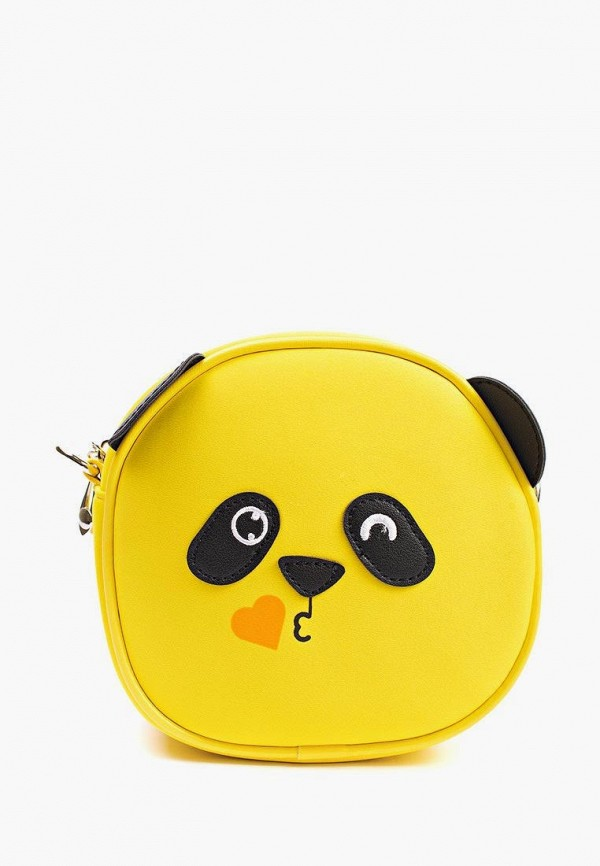 рюкзак looklie для девочки, желтый