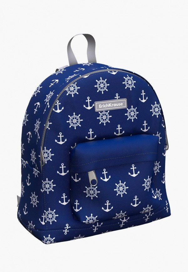 рюкзак erichkrause® для девочки, синий