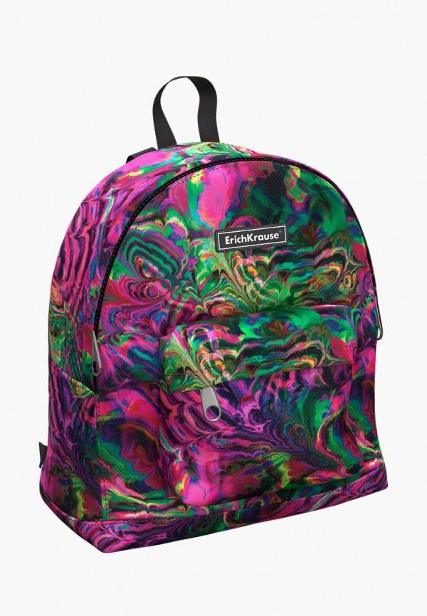 рюкзак erichkrause® для девочки, разноцветный